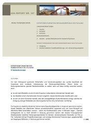 AGA-REPORT NR. 167 - AGA-Portal