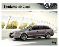 ŠkodaSuperb Combi - Škoda Auto