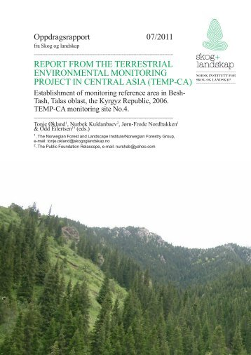 temp-ca - Skog og landskap