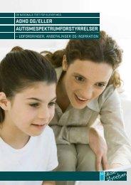 ADHD eller autisme - Undervisningsministeriet