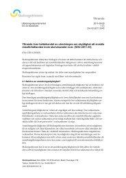 SOU 2011:33 - Skolinspektionen