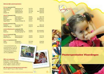 Stichting Kinderopvang Huizen : Alle kinderopvangadressen op een rij kidsproof t gooi