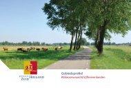 gebiedsprofiel Alblasserwaard-Vijfheerenlanden - Provincie Zuid ...
