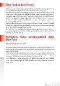 MOD EN NY FÆLLES LANDBRUGSPOLITIK I EU - Slow Food - Page 3
