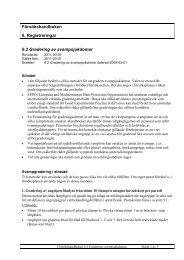 6.2 Gradering av svampsjukdomar - SLU