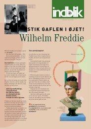 Undervisningsmaterialet Wilhelm Freddie - mellemtrin (pdf) - Statens ...