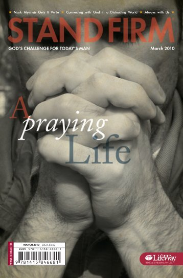 Stand Firm Devotional - March 2010 - LifeWay