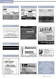 18. Leipziger Baurechtsforum 27. und 28. Mai 2011 - Bauen mit Holz