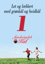 Opskriftshæfte 1 - Sønderjydsk Kål