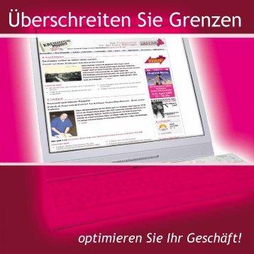 Mediadaten 2010/2011 www.bb-live.de