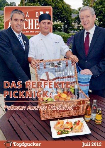 picknick@pullman - Bad Aachen