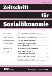 ZFSÖ 122 - BASISLAYOUT - Zeitschrift für Sozialökonomie