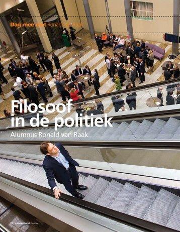 Filosoof in de politiek - Sp
