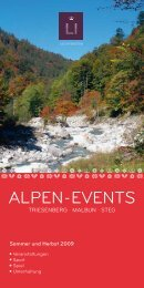 Alpen-events