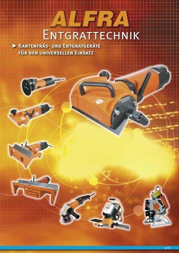 PDF-Produktkatalog 21 Entgraten - Alfra