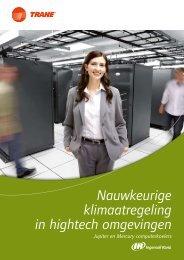 Nauwkeurige klimaatregeling in hightech omgevingen