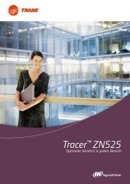 Tracer™ ZN525