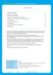 Ziekteverzuimgegevens 2e kwartaal.pdf - GGZ Nederland
