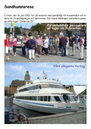 Läs Sverkers reportage