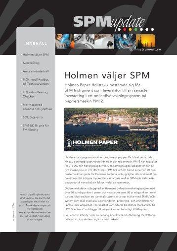 update - SPM Instrument
