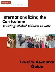 INZ Faculty Resource Guide 2013-05-31 v2 - Valencia College
