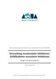 Anlagen zum Abschlussbericht (PDF) - SQG