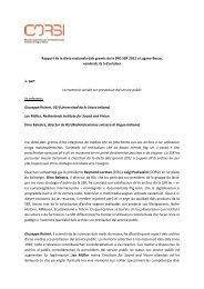 20121005 ItD E02 Rapporto Giornata nazionale degli ... - SRG SSR