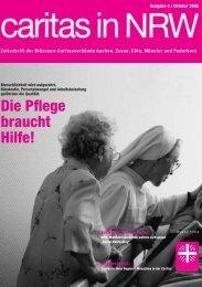 $IE BRAUCHT (ILFE - Caritas NRW