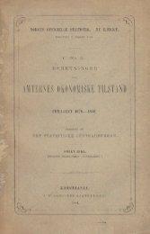 Beretninger om Amternes Økonomiske Tilstand i Femaaret 1876-1880