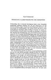 Vorbemerkung: Der 16. Deutsche Soziologentag fand in ... - SSOAR