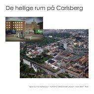 De hellige rum på Carlsberg