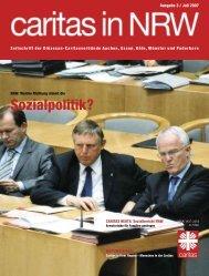 Sozialpolitik? - Caritas NRW