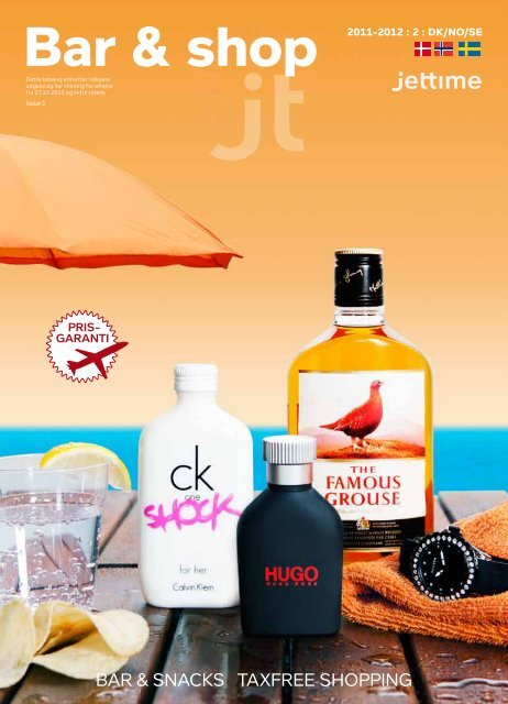 jet time tax free shop dk