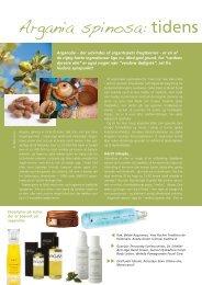 Læs artiklen om arganolie her