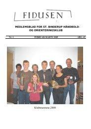 Klubmestrene 2008 - St. Binderup Orienteringsklub, Himmerland