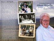 Alton L. (Al) Shjeflo,age 96, passed - Stevenson Funeral Home