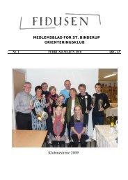 Nr. 1. Februar, Marts - St. Binderup Orienteringsklub, Himmerland