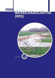 WATERSCHADESCHATTER (WSS) - Stowa