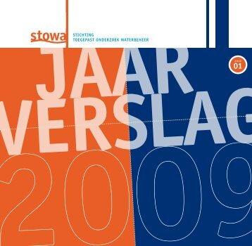 STOWA jaarverslag 2009