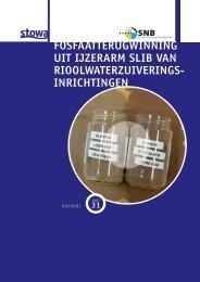 rapport 2007-31 - Stowa