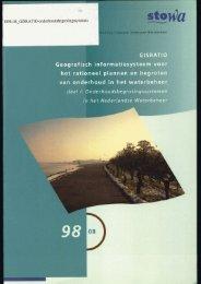 rapport 1998-08 - Stowa