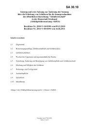 Abfallgebührensatzung idF. vom 27.06.2011 - Hansestadt Stralsund