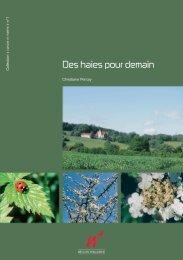Des haies pour demain - Portail environnement de Wallonie