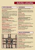ACTIVITÉS CULTURELLES - musée des Confluences - Page 4