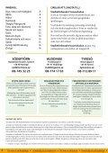 Studieprogram våren 2011 - Studieförbundet vuxenskolan - Page 2