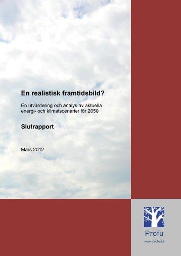 Profu-slutrapport - Svenskt Näringsliv