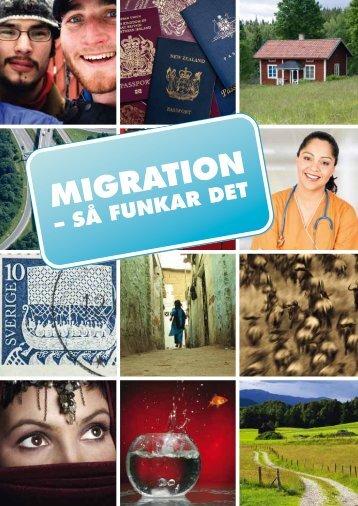Migration - så funkar det - Svenskt Näringsliv