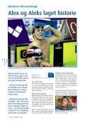 Norsk Svømming nr 6 - Norges Svømmeforbund - Page 6
