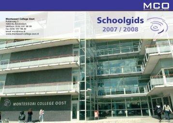 Schoolgids - Onderwijs Consumenten Organisatie
