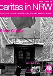 Marke Caritas - Caritas NRW